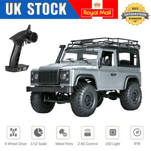 MN99S SUV RTR 2.4G 1/12 4WD Rock Crawler RC Car Off Road Vehicle F/Kids Toy Gift