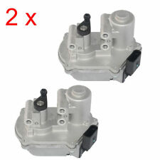 Audi VW 2.7 3.0 TDI Intake Manifold Flap Actuator 4pin 059129086M 059129086D 2pc