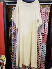 Hylan Booker Mohair Vintage Dress L