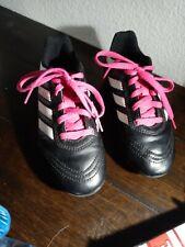 adidas Goletto 6 Firm Ground G26368 Soccer Cleat - Little Boy's Size 13k - Black