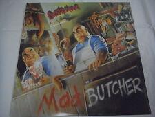 DESTRUCTION-Mad Butcher JAPAN 1st.Press Metallica Slayer Accept Helloween Venom