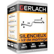 Pour Lexsus IS 200 2.0i V6 300 3.0 V6 berline silencieux arriere 5181