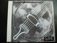 COUNTRY  BLUES  PROJECT   -   LIVE   ,   CD  1992 ,   ROCK