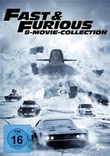 Fast & Furious - 8-Movie Collection  [8 DVDs] (2017)