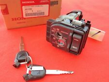 Genuine 2015 Honda Pcx125 PCX 125 Ignition Switch With 1 Key