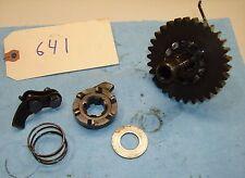 Suzuki LT500 Quadzilla Kick Start Gear Assembly #641-T4-B