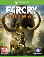 Xbox One Far Cry Primal Brand New Sealed Game