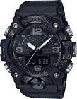 New Casio G-Shock Mudmaster Carbon Core Guard Black Mens Watch GGB100-1B