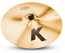 "Zildjian 18"" K Custom Dark Crash Cymbal K0953"