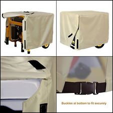 Genuine Porch Shield Universal Generator Covers 100 Waterproof X-Large Light Tan