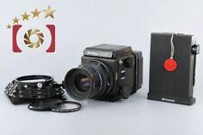 Very Good!! Mamiya RZ67 PRO Medium Format Film Camera + SEKOR Z 90mm f/3.5