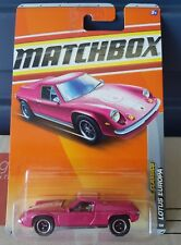 Matchbox 2010 - Lotus Euopra [Vintage Classics] *12 CARS POSTED FOR $10*