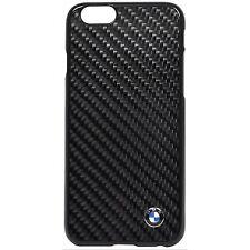 BMW SIGNATURE CARBON FIBER IPHONE 6 Plus/6s Plus SCHUTZHÜLLE Back Case Schwarz