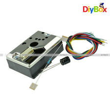 GP2Y1010AU0F Compact Optical Dust Sensor Smoke Particle Sensor With Cable NEW D