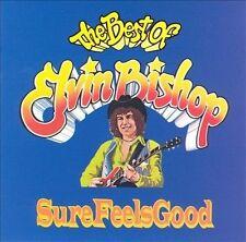Elvin Bishop Sure Feels Good: Best Of - Like New CD
