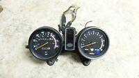 79 Yamaha XS 650 XS650 gauges speedometer tachometer dash meters