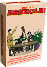 Deluxe A**hole Drinking Card Game
