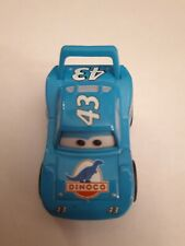 DISNEY PIXAR CARS MINI RACERS: DINOCO AKA THE KING