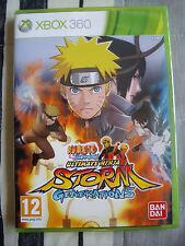 Naruto Shippuden Ultimate Ninja Storm Generations - Pal España - Xbox 360 -Nuevo