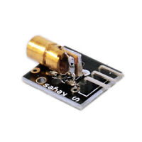 KEYES Laser Sensor Module 650nm 6mm Red Dot Diode Copper Head For Arduino