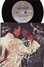 David Bowie Single 1980s Vinyl Music Records