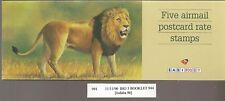 SOUTH AFRICA BOOKLETS 1987-2014 ALMOST COMPLETE CAT 14,000 RAND (96)