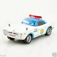 Mattel Disney Pixar Cars Security Guard Finn McMissile Metal Toy Car 1:55 Loose
