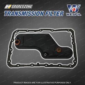Wesfil Transmission Filter for Jaguar S Type Jaguar Xk Jaguar Xkr