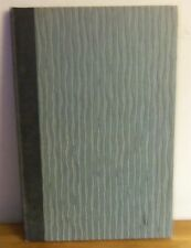 RARE 1958 FOR A HUDSON BIOGRAPHER by H,F. West W.H. HUDSON birds Ornithology