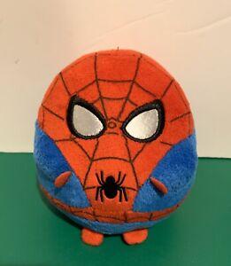 Ty Beanie Ballz Spiderman Plush  5 inches