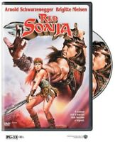 Red Sonja [New DVD] Dubbed, Subtitled, Widescreen