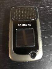 Samsung Rugby II SGH-A847 - Black (Unlocked) Cellular Phone