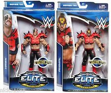 WWE ELITE ROAD WARRIOR ANIMAL & HAWK SERIES 30 FIGURES LEGION OF DOOM WWF SET
