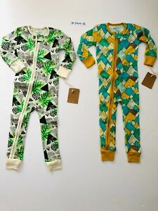 18 - 24M NEW Earthy Organic Cotton Baby Boys Clothes LOT A