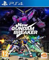 Nuevo Gundam Breaker PS4 PLAYSTATION 4 Namco