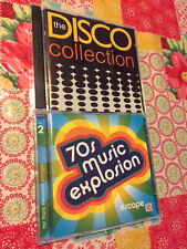 THE DISCO COLLECTION Entertainment Weekly Presents 2 CD Warner Special Products!