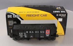 K-Line K6253-1931 Reading Die Cast Hopper Car EX/Box