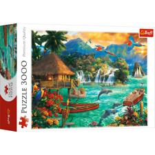 Trefl Island Life 3000 Pcs Pieces Jigsaw Puzzle