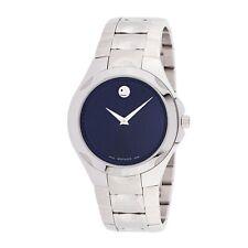 Movado 0606380 Men's Luno Blue Quartz Watch