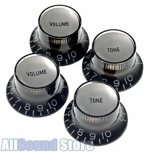High Quality Hat Knob SilverPlate Tone Volume Set inch MADE IN JAPAN