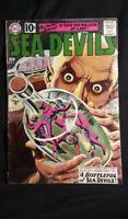 "Sea Devils #2 (1961) FR-GD DC Comics ""A Bottleful of Sea Devils"" *"