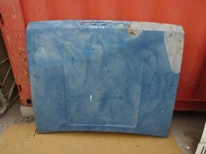 MAZDA B1600 PICK UP UTE 2WD MODEL 1973 77 BONNET HOOD USED REPAIRED ONCE