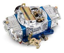 Holley 0-76650BL Ultra Double Pumper Carburetor 650 CFM Electic Choke Blue
