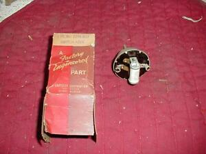 NOS MOPAR 1949-50 DODGE PLYMOUTH DESOTO CHRYSLER DEFROSTER SWITCH