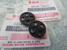 (2) YAMAHA (SUZUKI) PETCOCK GASKETS RD350 RD 350 CS3 CS 3 1971 137-24523-00