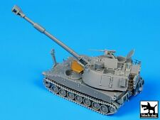 Black Dog 1/72 M109A2 Self-Propelled 155mm Howitzer (Full Resin + PE kit) T72046