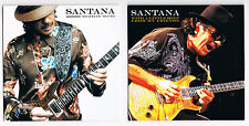 SANTANA - TRAVELIN' BLUES & WITH A LITTLE HELP - 2 CD ÉTUI CARTON - NEUF NEU NEW