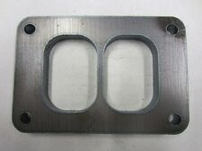 TURBO INLET FLANGE TO SUIT GT42 GT45 TURBO WITH TV STYLE EXHAUST HOUSING