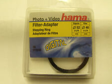 Hama Filter Adapter Ring Objective 52mm Filter 46mm 015246