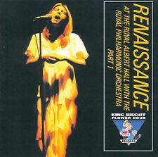 Renaissance at the Royal Albert Hall Part 1 King Biscuit CD LIVE 1977 RARE PROG